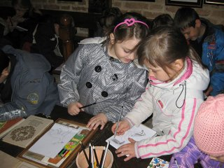 Museum and School Project
