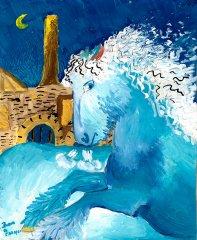 Рибалова Вікторія, Зима в галереї