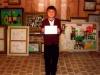 """Burul'ko Sasha, 7 years """"Children's home for all children"""""""