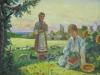 """Митець Єгоров Б.К. """"Мені тринадцятий минало…"""" за твором Т.Г.Шевченка, 2011"""